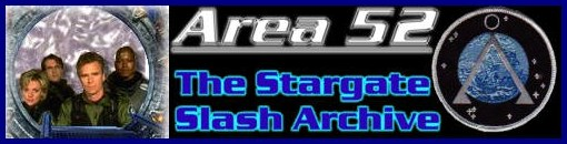 Area 52 HKH The Stargate Slash Archive